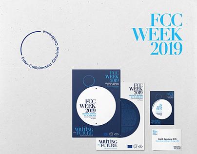 CERN - FCC Week