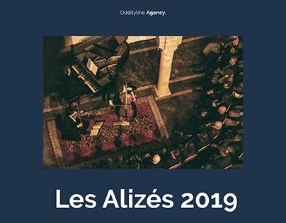 Les Alizés 2019
