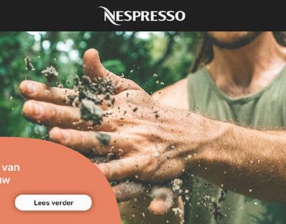 Nespresso design concept