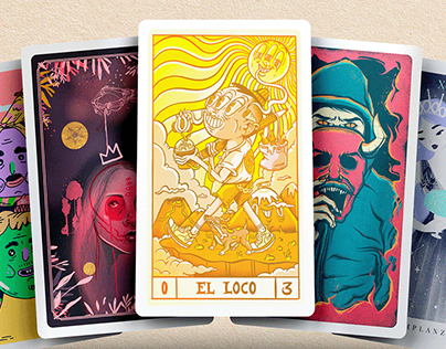 Collab Tarot Project