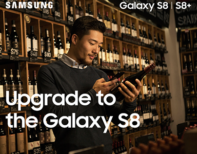 Samsung S8 - Live Unboxed