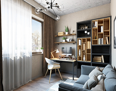 Design of a  workspace)