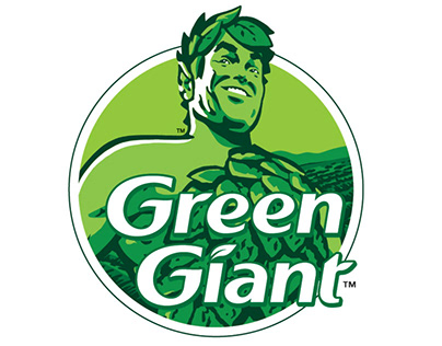 Green Giant mobile ads and mobile meal plan