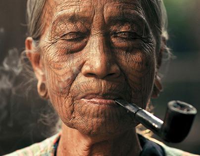 Myanmar - Chin Village
