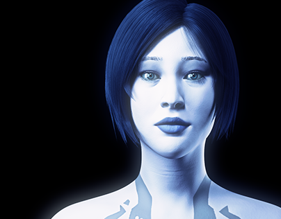 Halo Humanity: Cortana
