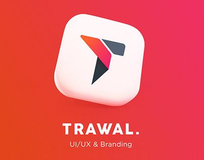 TRAWAL UI/UX & Branding
