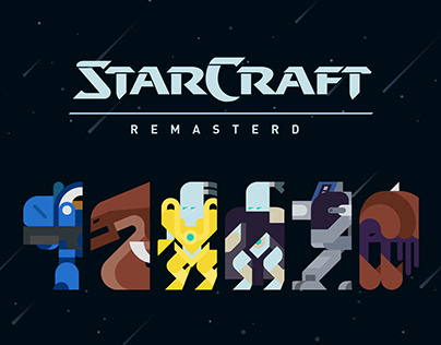 Starcraft Remastered : Redesign