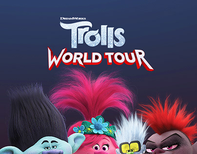 Trolls 2 - AR Mini Games