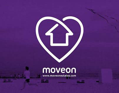 Logo Design : Moveon