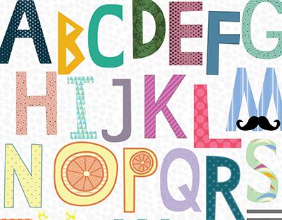 Aleph & Bet Explore the Alphabet