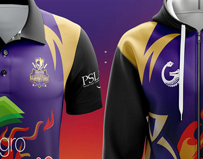Quetta Gladiatorsfans kit project PSL5