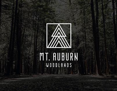 Mt. Auburn Woodlands Visual Identity