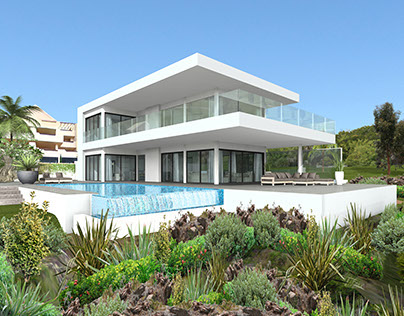 Villa Canberra, Marbella Spain