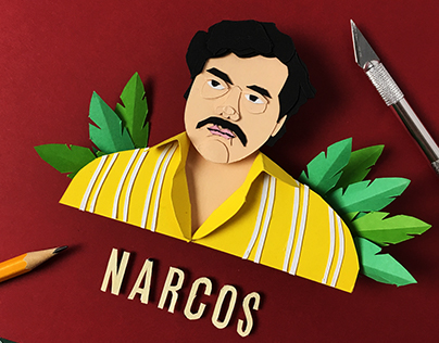 Narcos illustration