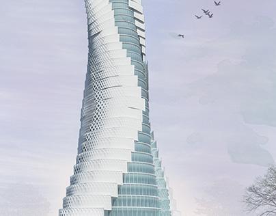 High Rise Complex ,New Administrative capital