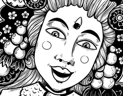 Tara Illustration