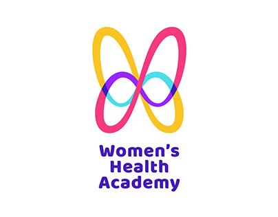 Women's Health Academy - Identity Design