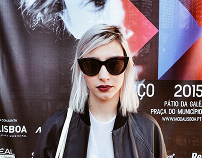 Streetstyle at Lisbon Fashion Week