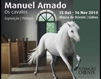 Manuel Amado – Os Cavalos