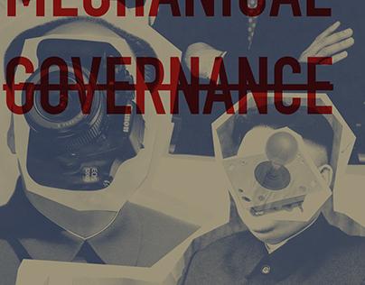 Mechanical Governance Poster