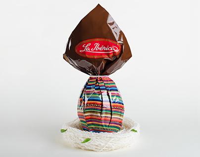 Chocolates La Ibérica, Pascua