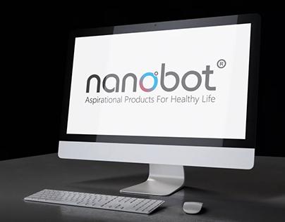 Nanobot Website Launch