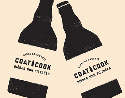 Coaticook Microbrewery - Now in Grocery Stores