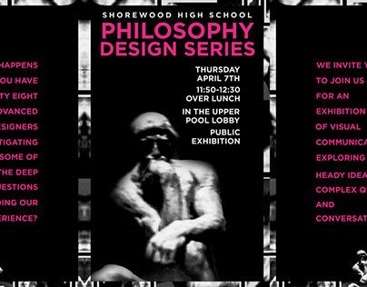 Teaching Philosophy Design Series & Student Work