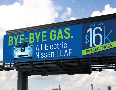 Clean Charge Network // Nissan LEAF Group Buy Campaign