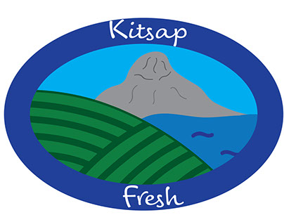 Kitsap Fresh Logo
