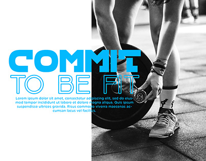 Logo Branding Design /Gym Fitness