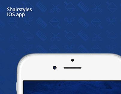 Shairstyles IOS app