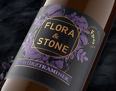 Flora & Stone Wine Package