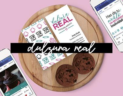 Dulzura Real - Branding