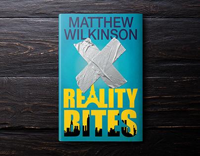 Reality Bites - Book Cover Design