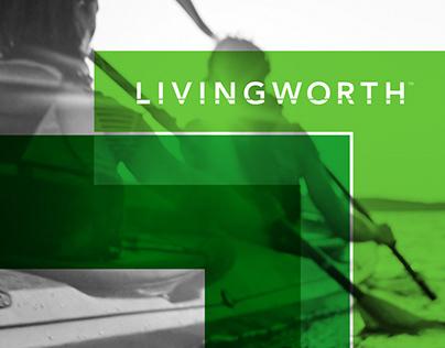 Livingworth - Logo & Identity