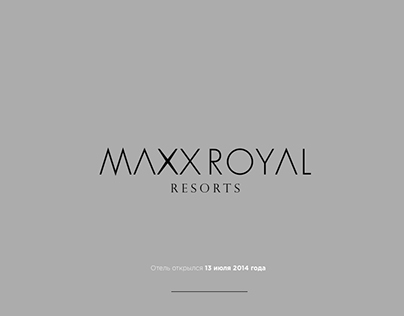 MarusyaCup landing for MaxxRoyal resorts