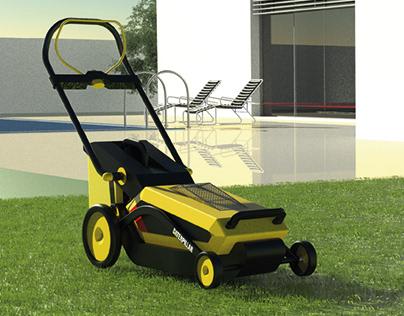 Caterpillar Lawn Mower