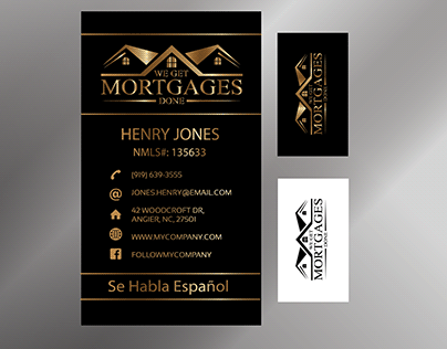 Business card/Visiting card samples