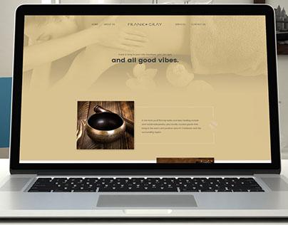 Frank & Gray - Website