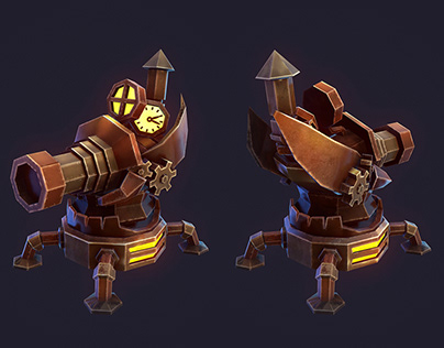Tower Defense game assets