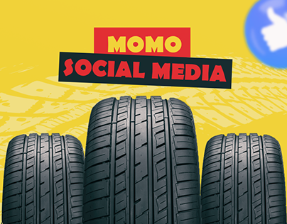 MOMOtires - social media