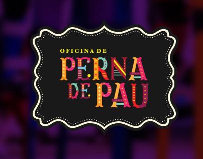 Identidade Visual - Oficina de Perna de Pau