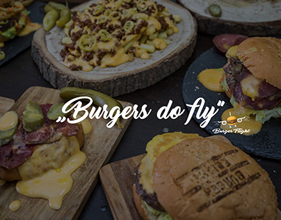 Burger Flight - Digital Marketing