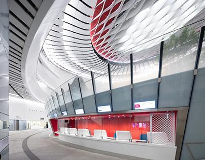 Xiqu Centre: Signage
