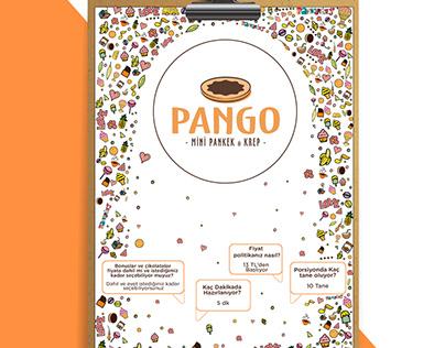 PANGO- MENÜ, SERVICE BOX, STOR CURTAIN DESİGNS