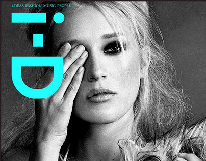 Mock ID Fashion Magazine