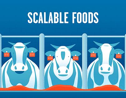 Food-tech startup explainer video