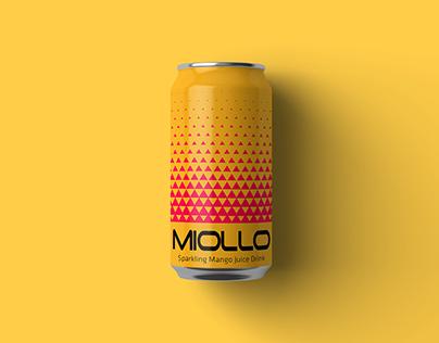 Conceptual Mango Juice Drink