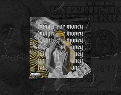 Artwork - Hunger for money